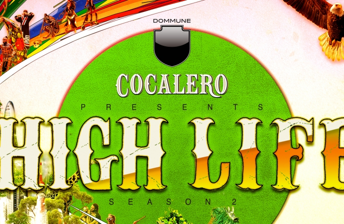 「COCALERO presents 'HIGHLIFE' on DOMMUNE Season.2」がcocalero.jpでも配信を開始しました!